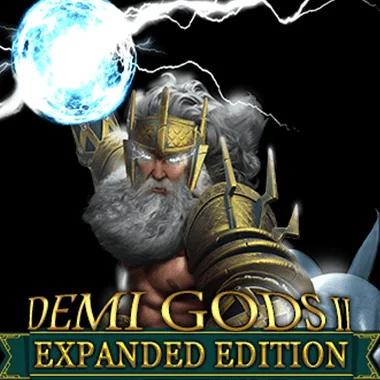 demi godsII expanded slot