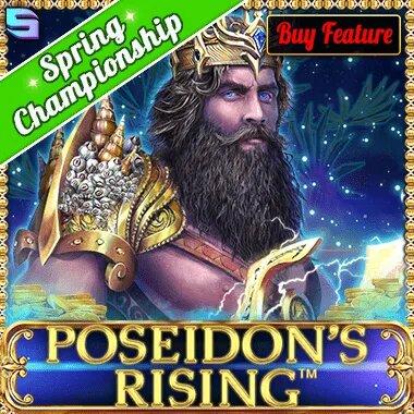 poseidons rising slot