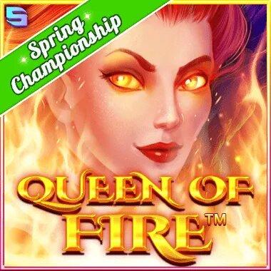 queen of fire slot